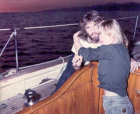 Dennis Wilson and Christine McVie