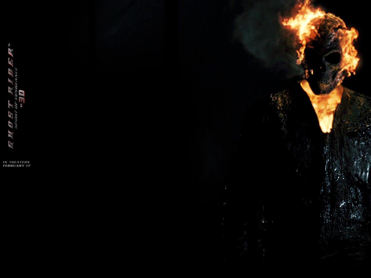 GHOST RIDER: SPIRIT OF VENGEANCE Wallpapers - FilmoFilia