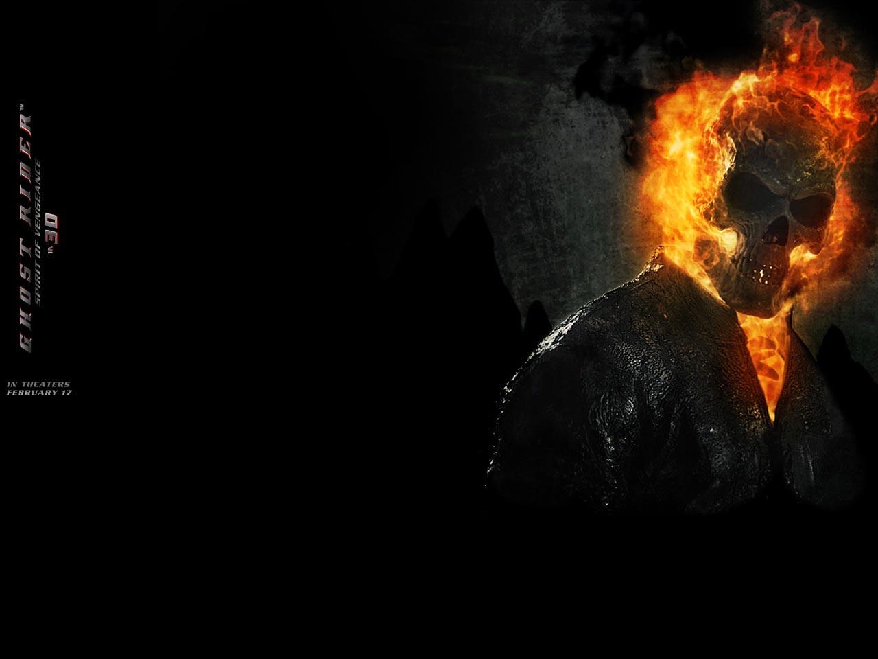 Ghost Rider Spirit Of Vengeance Wallpapers Filmofilia