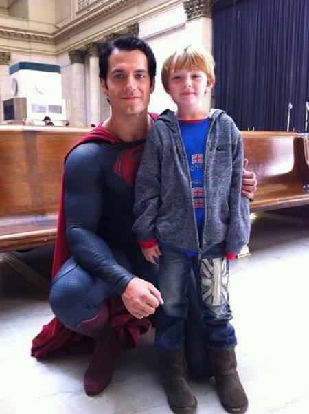 Henry Cavill - New Superman