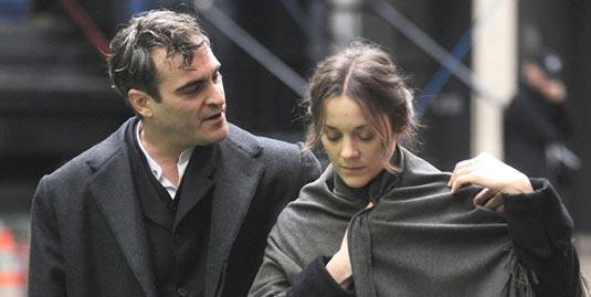 Joaquin Phoenix and Marion Cotillard - Low Life
