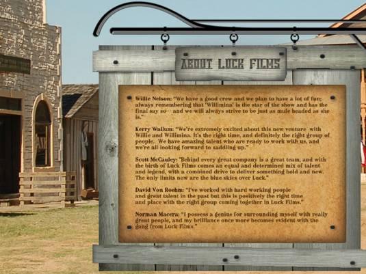 Luck Films