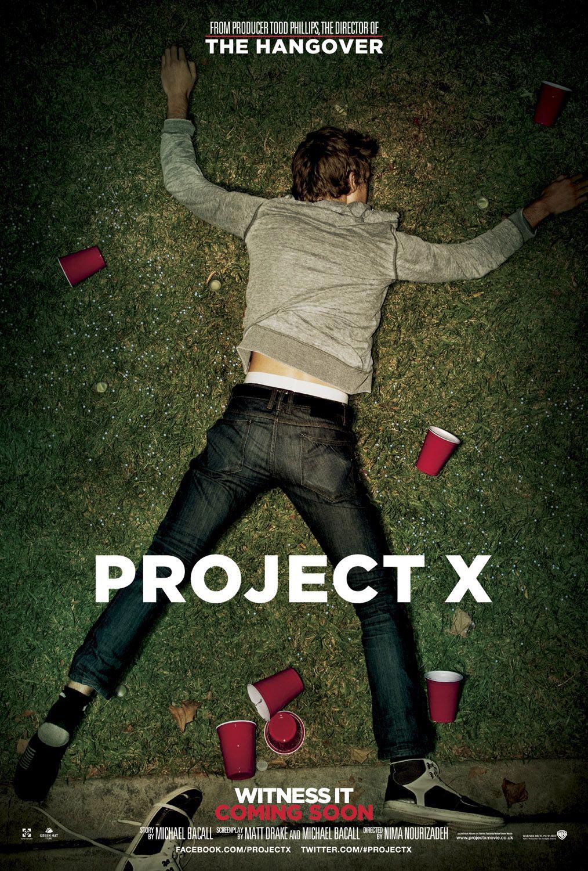 Project X Film Deutsch