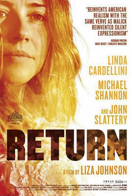 Return - Poster