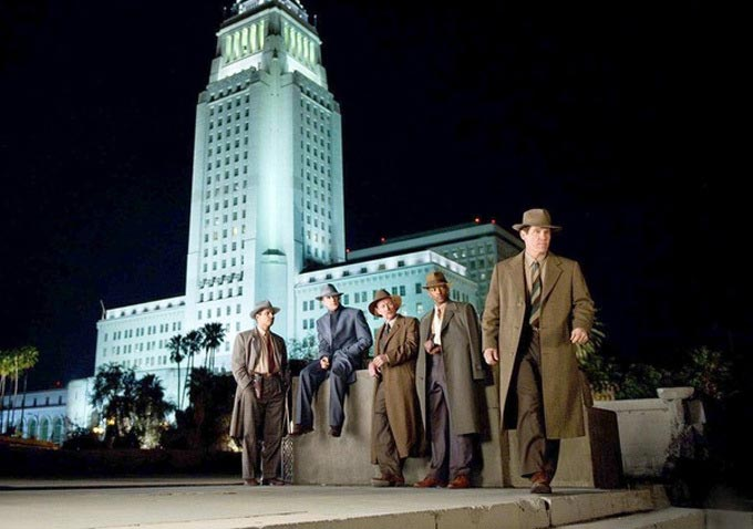 Gangster Squad 2012 movie
