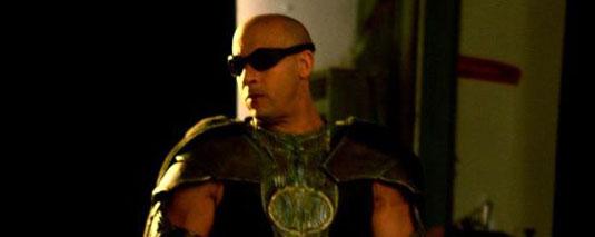 Vin Diesel Riddick 3