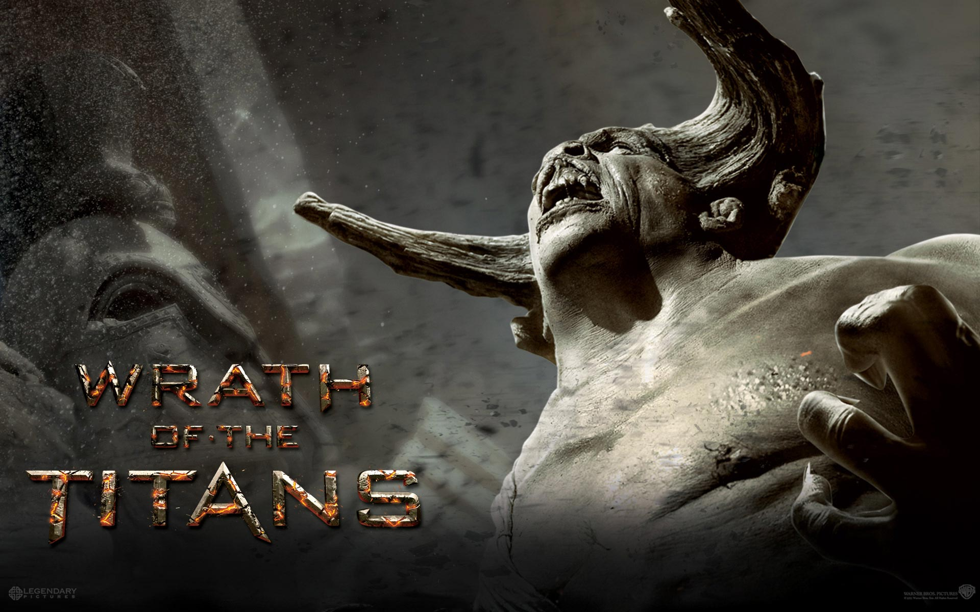 WRATH OF THE TITANS Wallpapers - FilmoFilia