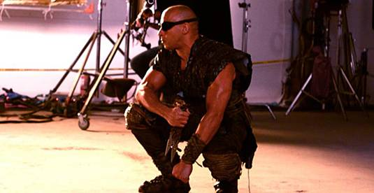New Riddick Shot