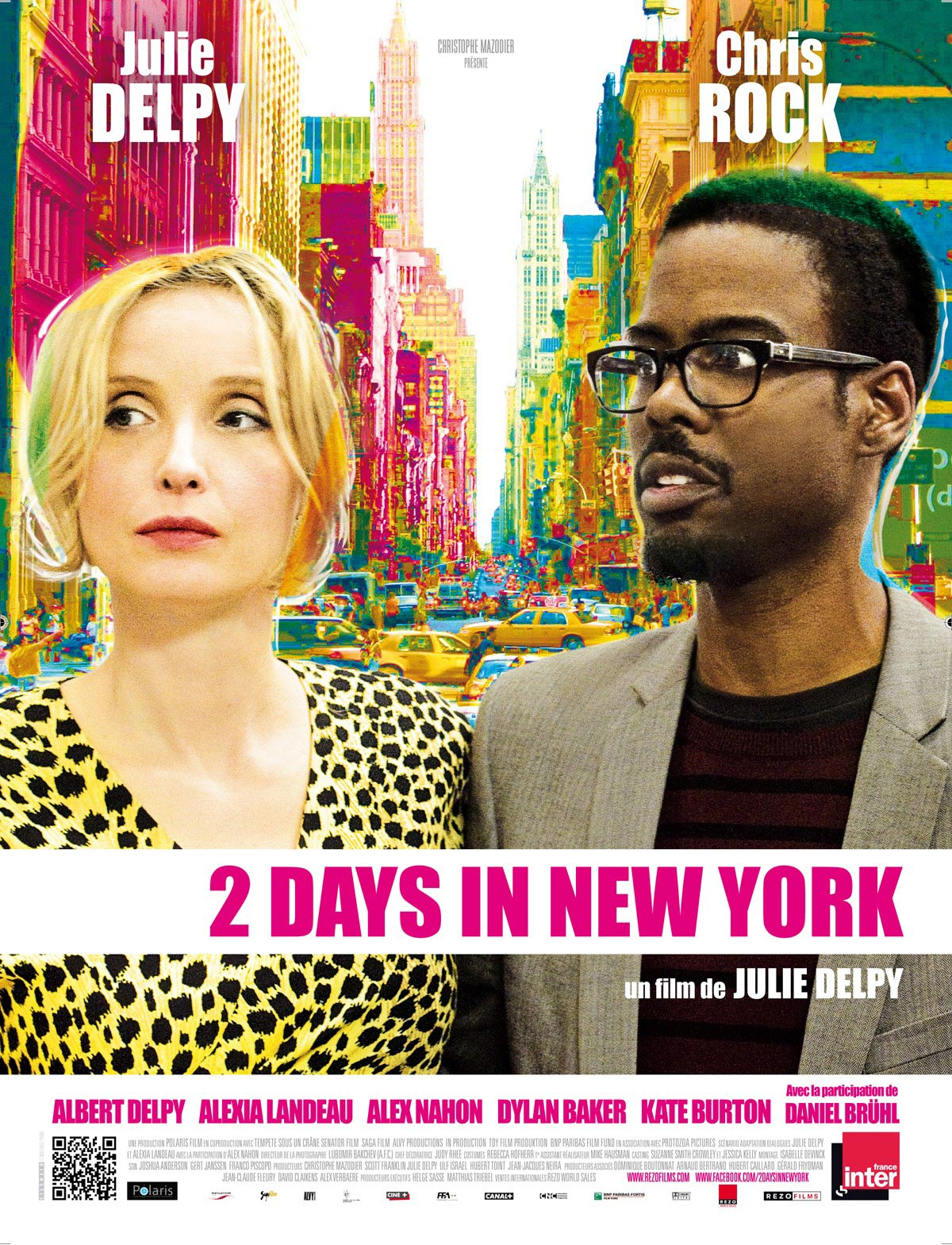 Days in new york de julie delpy