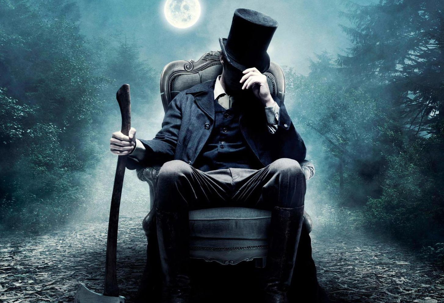 International ABRAHAM LINCOLN: VAMPIRE HUNTER Trailer and ...