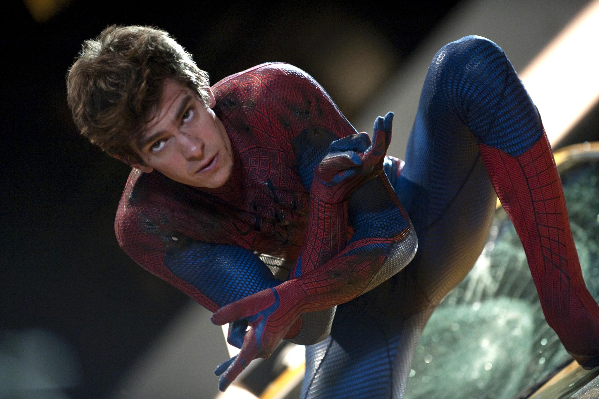 ... for the amazing spider man a complete re imagining of the spider man