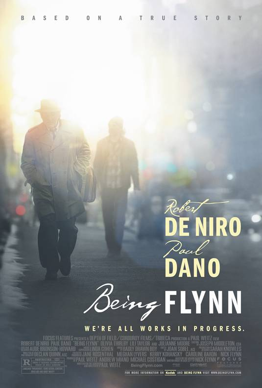 Being Flynn - One-Sheet
