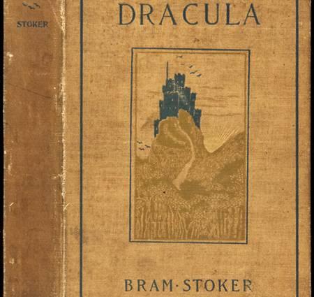 Bram Stoker's Dracula, Cover