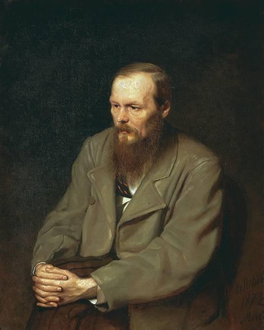 Fyodor Dostoevsky 1872