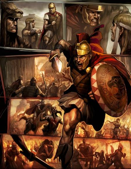 Hercules The Tracian Wars