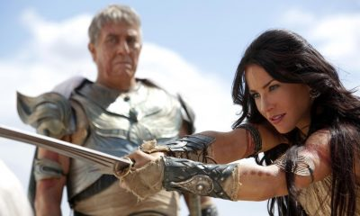 Princess Dejah Thoris (Lynn Collins), John Carter