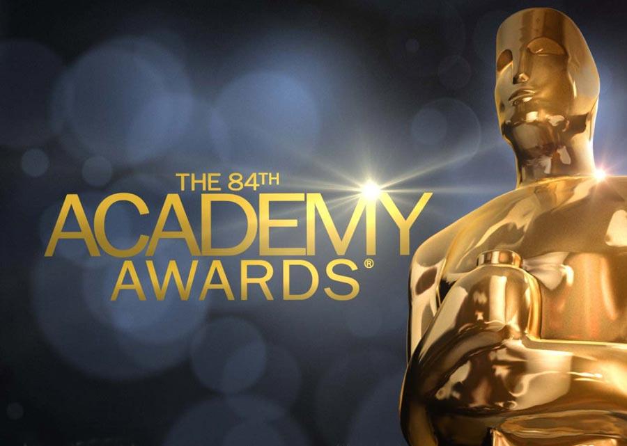 2012 Oscar Winners!