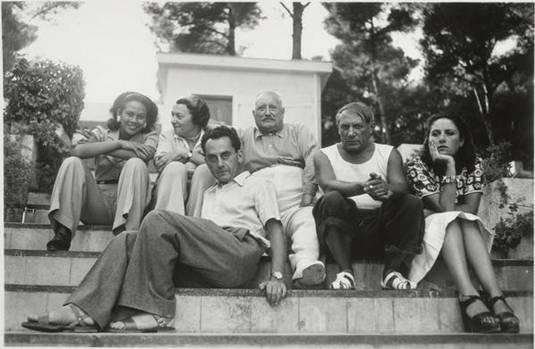 Pablo Picasso, Dora Maar, 1937