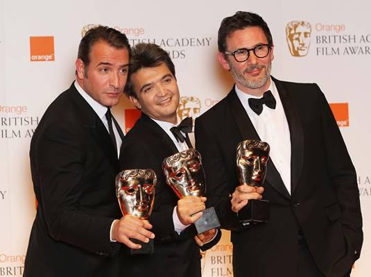 The Artist - BAFTAs Best Film