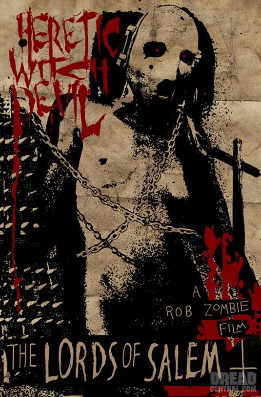 The Lords of Salem, Poster