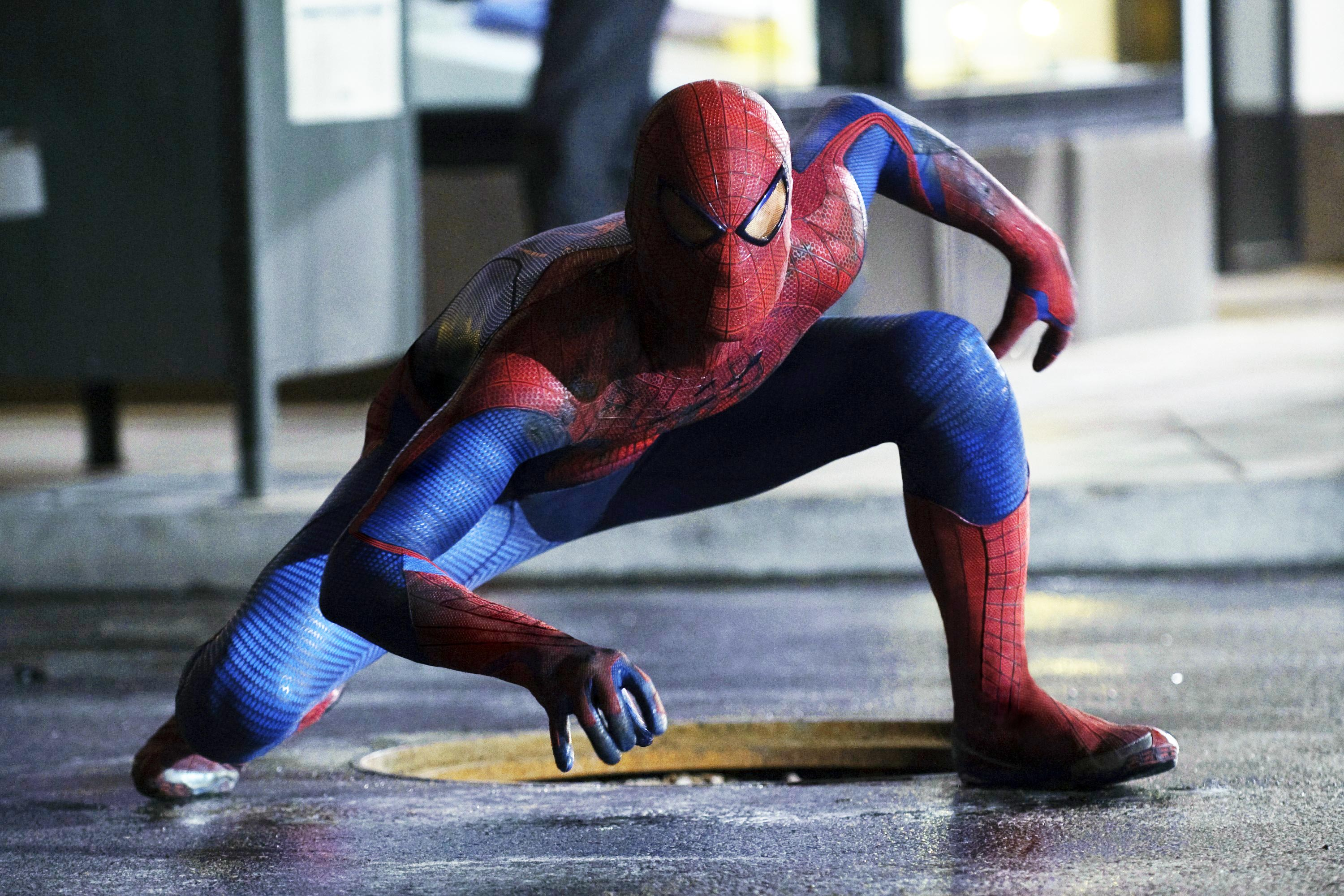 Image result for the amazing spider man movie