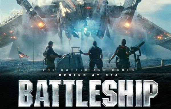 Battleship, Not So Hot