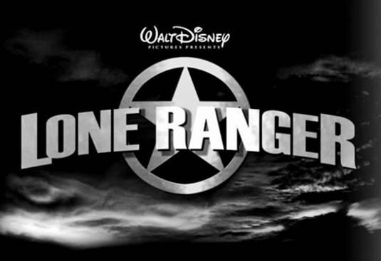 Lone Ranger Disney Logo