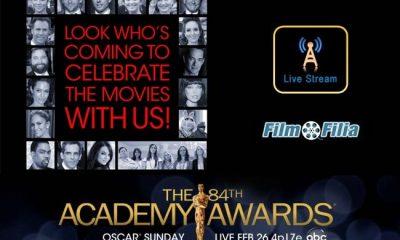 Oscars 2012 Live Stream