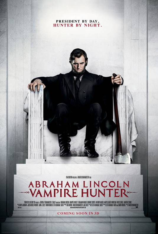 Abraham Lincoln - New Poster