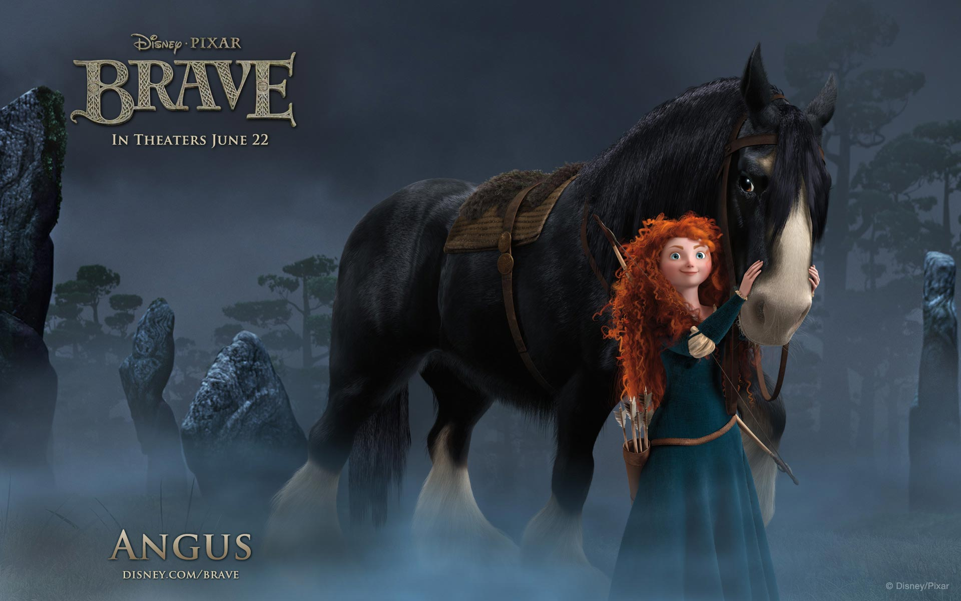 Filmomania image of Brave