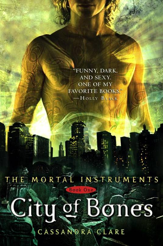 City of Bones, Cover