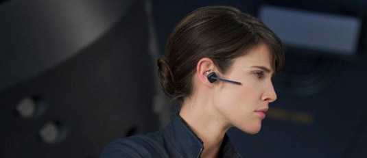 - Cobie-Smulders-as-Maria-Hill-in-The-Avengers
