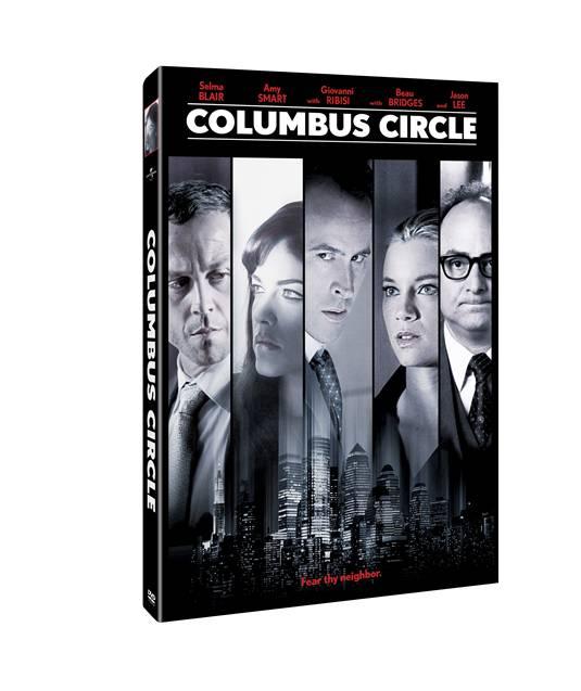 Colunbus Circle 3D DVD