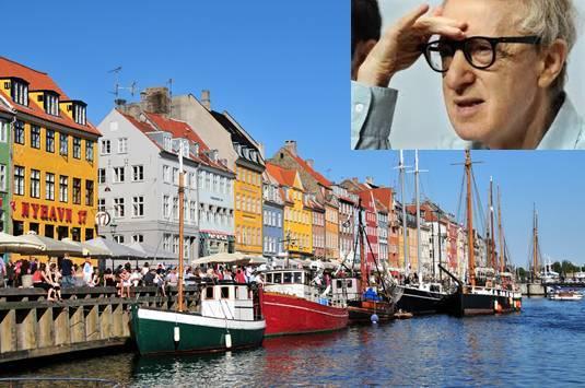 Copenhagen, Nyhavn Canal
