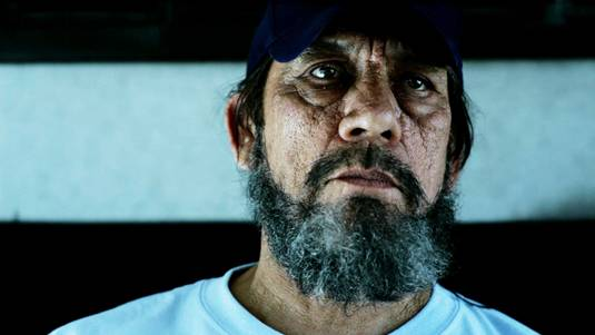 Danny Trejob as Frank Vega in Bad Ass