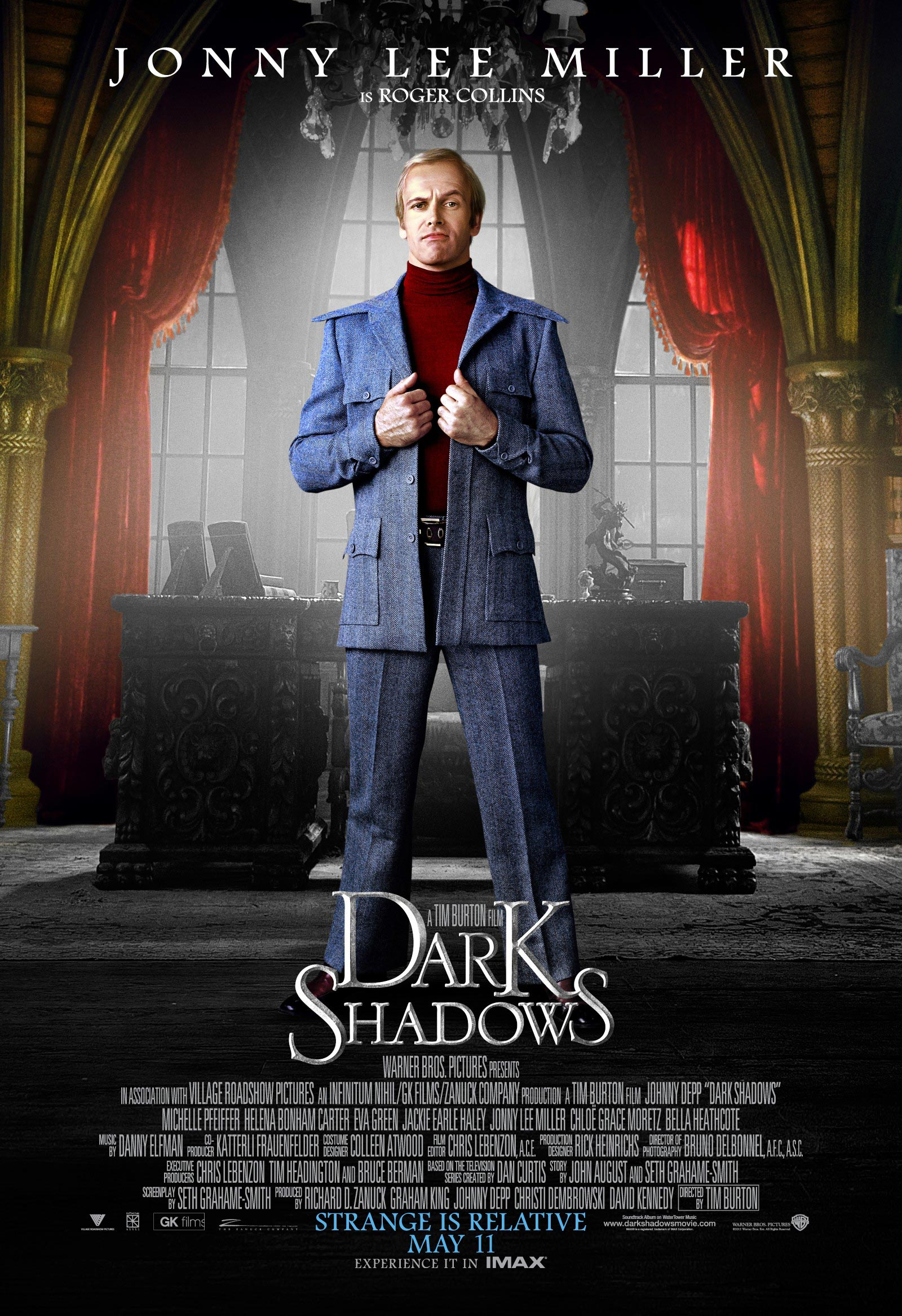 9 Great New Posters for DARK SHADOWS