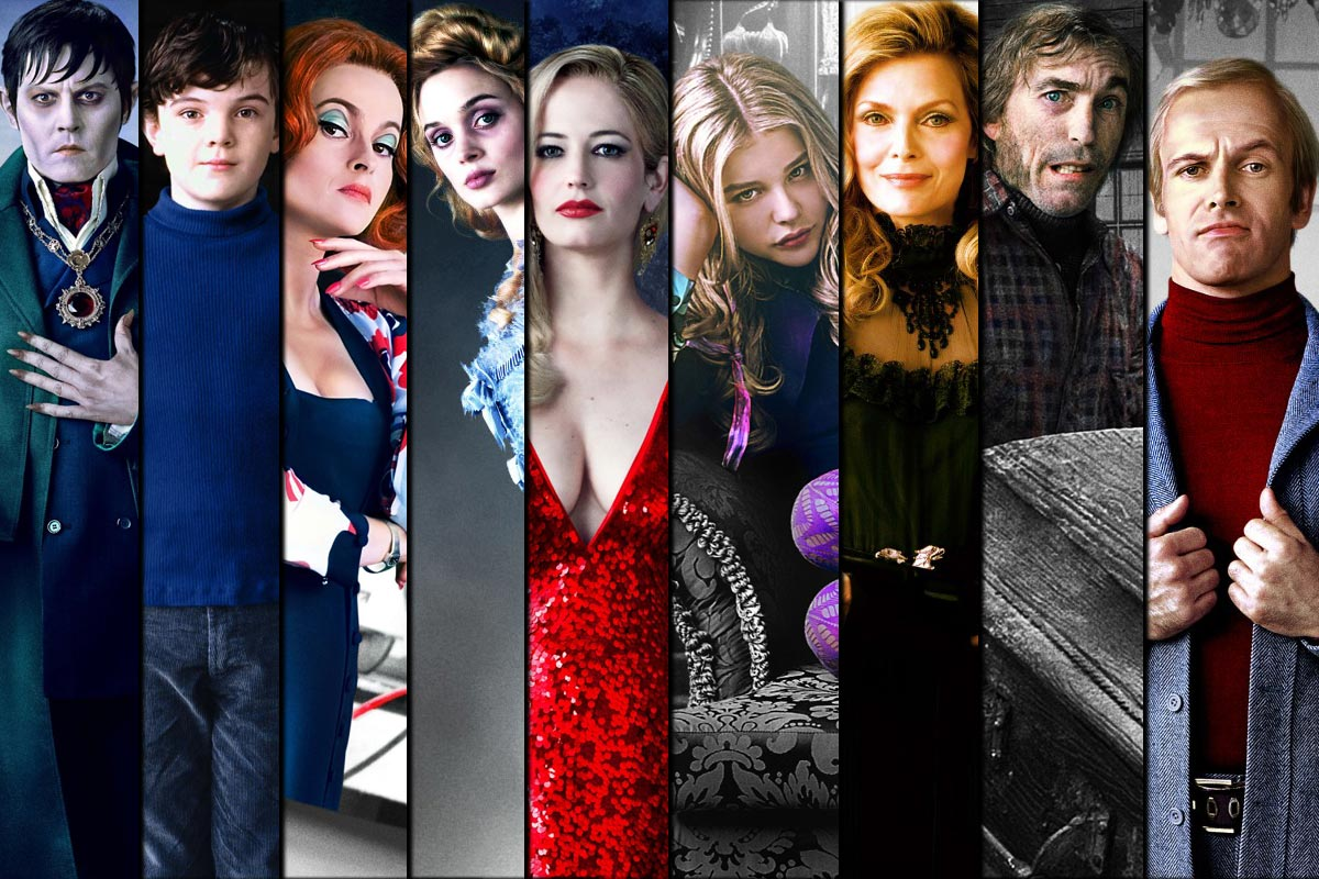 Sleepy Hollow Ford >> 9 Great New Posters for DARK SHADOWS - FilmoFilia