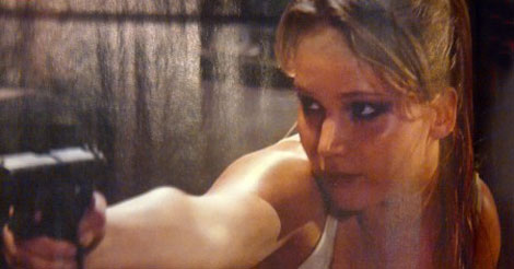 Jennifer Lawrence - House at the End of the Street