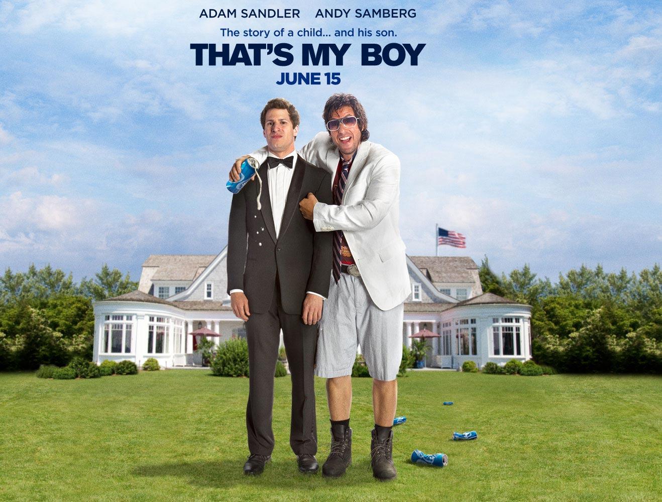 That's My Boy Thats-my-boy-poster