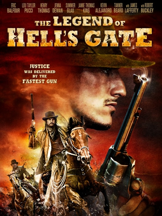 The Legend of Hells Gate - Poster