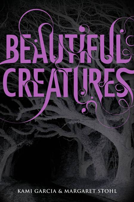 Beautiful Creatures, Cover