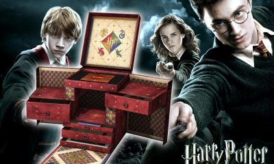 Harry Potter Wizards Collection 31-Disc Blu-ray/DVD Set