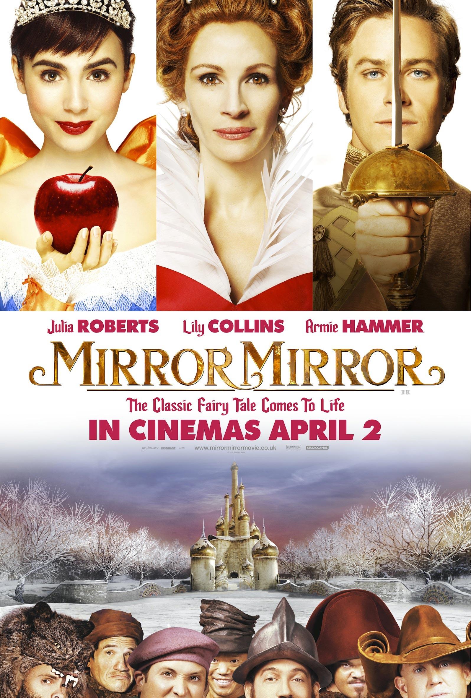 The Virtual Nihilist Mirror Mirror Movie Review