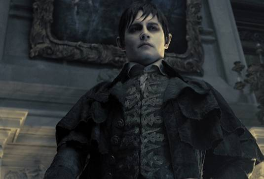 Portrait-Johnny Depp-Barnabas Collins-Dark Shadows