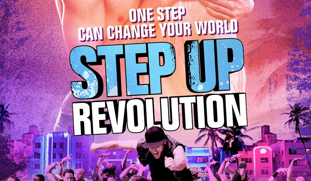 step up revolution latino
