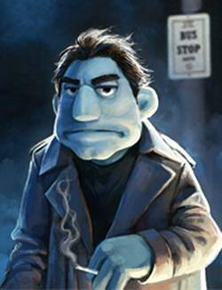 The Happytime Murders Concept Art 2