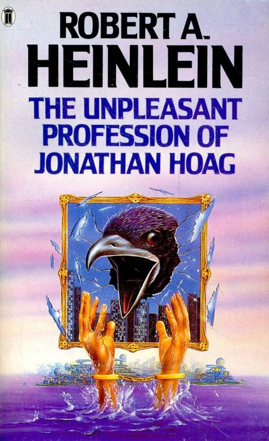 The Unpleasant Profession of Jonathan Hoag - Book Cover