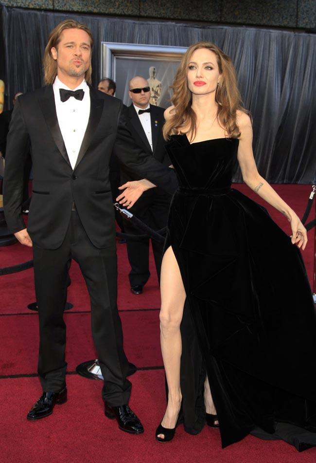 Fassbender e Brad Pitt Brad Pitt And Angelina Jolie