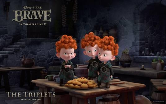 Brave - TheTriplets