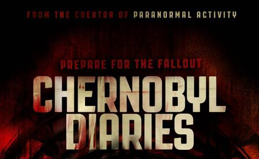 Cherobyl Diaries Poster